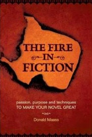Fire in Fiction cover