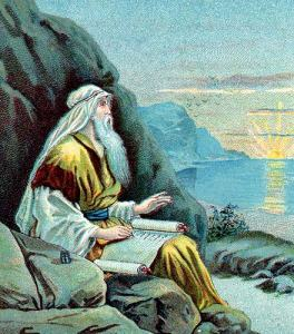 Book_of_Revelation-John on Patmos