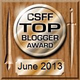 CSFFTopBloggerJune2013