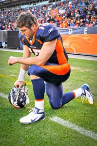 Denver Broncos Tim_Tebow_Tebowing