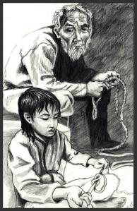 Mummy and Tu Pich