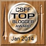 CSFFTopBloggerJan14
