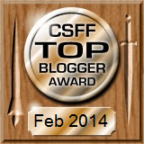 CSFFTopBloggerFeb14