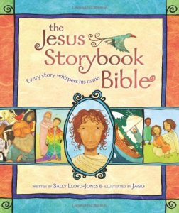 The Jesus Storybook Bible cover