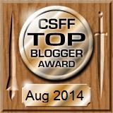 CSFFTopBloggerAug14