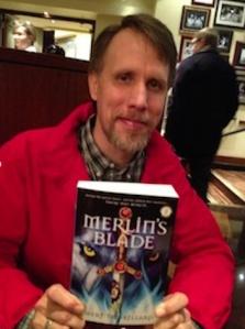 Robert Treskillard at book signing2
