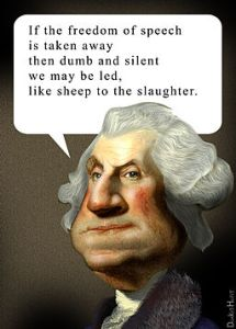 George_Washington_freedom_of_speech_quote