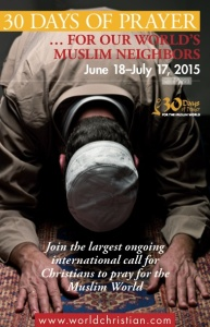 30-Days Of Prayer poster
