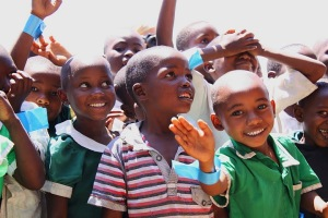 children in Africa