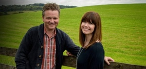Song writers and musicians Keith and Kristyn Getty