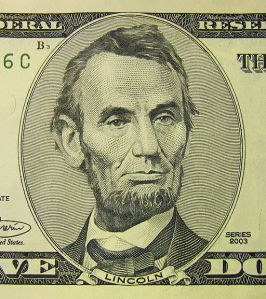 lincoln_on_5_usd_bill