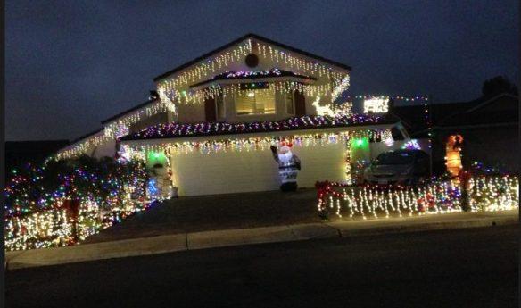 Brea Christmas Lights.Brea A Christian Worldview Of Fiction